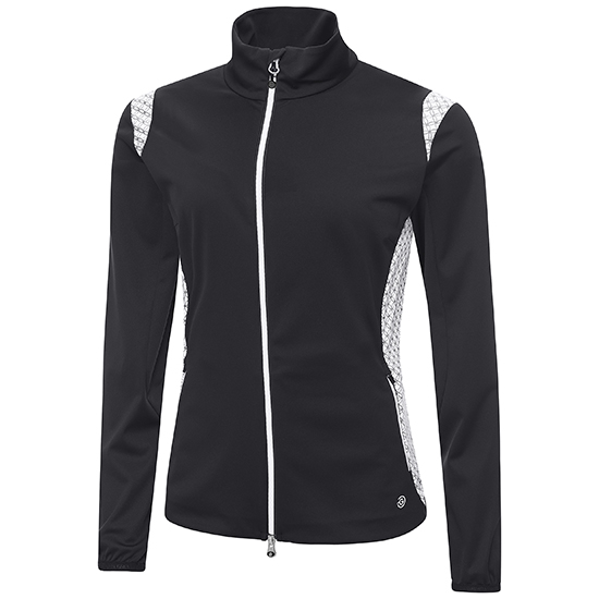 Куртка женская Galvin Green LISETTE Jacket I/F Black/White