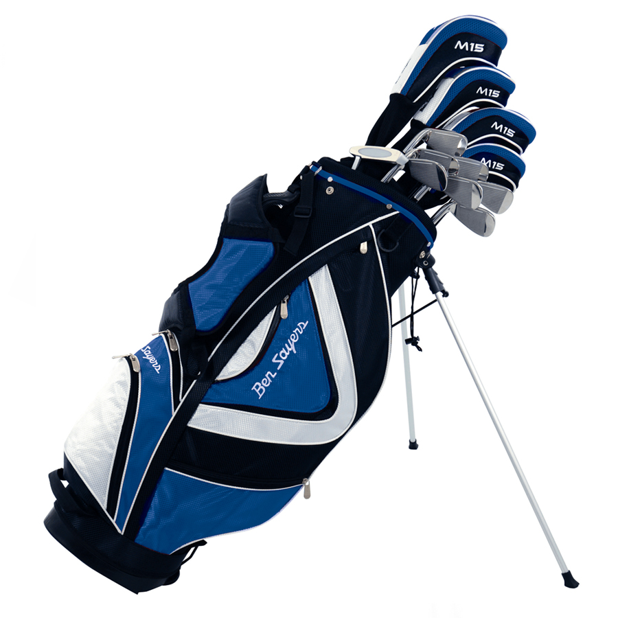 Набор клюшек (Ben Sayers) M15 Blue Stand Bag